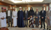 Oman Ready to engage in Scientic ties with ISC
